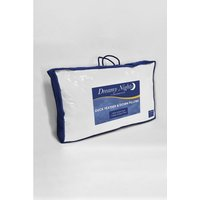 Dreamy Nights All Natural Duck Feather and Down Pillows