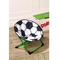 Football Moon Chair.