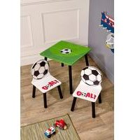 Football Table and Chairs Set.