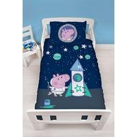 Peppa Pig George Boom Junior Duvet Set