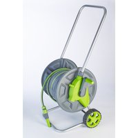 25m Telescopic Hose Cart and Accessories.