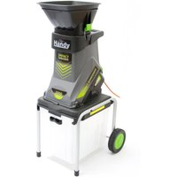 Electric Impact Shredder with Box and Detachable Hopper