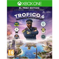 Xbox One: Tropico 6 El Prez Edition
