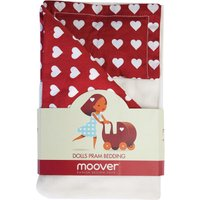Moover Pram Bedding Set.