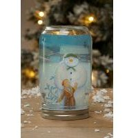 Make Your Own The Snowman Snow Globe