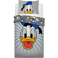 Donald Duck Graphic Reversible Duvet Set