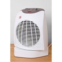 Silentnight 2Kw 90 Degree Oscillating Fan Heater