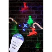 Christmas Workshop LED Projector Bulb