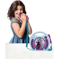 Lexibook Disney Frozen 2 CD Player with Microphones