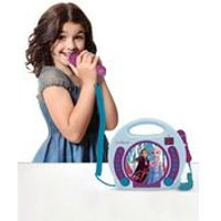 Lexibook Disney Frozen 2 CD Player with Microphones