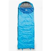 Trespass Blue Single Snooze Sleeping Bag.