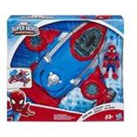 Superhero Spiderman Jet Quarters