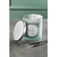 Shearer Pillar Jar Candle - Vanilla and Coconut.