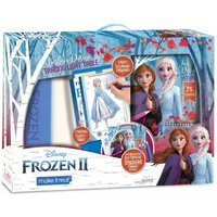 Disney Frozen 2 Sketchbook with Light Table