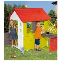 Smoby Nature Playhouse and Kitchen