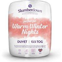 Slumberdown Warm Winter Nights 13.5 Tog Duvet