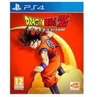 PS4: DragonBall Z: Kakarot.
