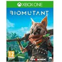 Xbox One: PRE-ORDER Biomutant