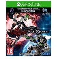 Xbox One: Bayonetta + Vanquish 10th Anniversary