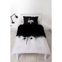 Hype Drip Single Duvet Set