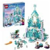 LEGO Disney Frozen II Elsas Magical Ice Palace