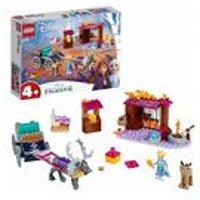 LEGO Disney Frozen II Elsas Wagon Adventure