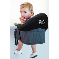 Guzzie+Guss Perch Hanging High Chair Liner.