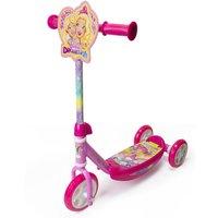 Barbie Dreamtopia Kids Three Wheel Tri Scooter