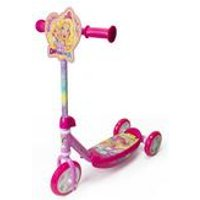 Barbie Dreamtopia Kids Three Wheel Tri Scooter