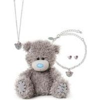 Me To You Tatty Teddy 3-Piece Jewellery and Plush Set at Studio Catalogue