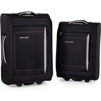 Pierre Cardin 2-Piece Lightweight Luggage Set