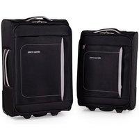 Pierre Cardin 2-Piece Lightweight Luggage Set