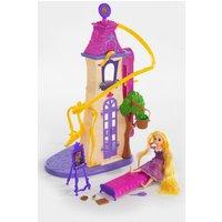 Disney Princess Tangled Swinging Locks Castle