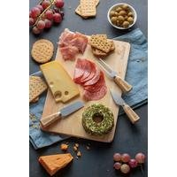 'Viners Everyday Cheese Board Set