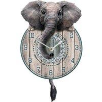 Trunkin Tickin Clock