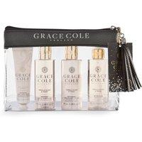 Grace Cole Vanilla Blush + Peony Luxury Travel Set