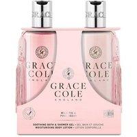 Grace Cole Wild Fig + Pink Cedar Body Care Duo
