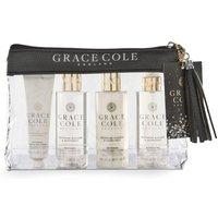 Grace Cole Nectarine Blossom + Grapefruit Travel Set