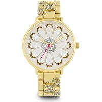 Daisy Dixon Kendall Gold Stone Set Bracelet Watch