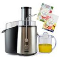 Health Kick 850W Fruit and Veg Juice Extractor.