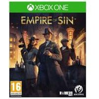 Xbox One: PRE-ORDER Empire of Sin