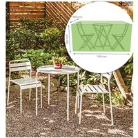 Water Resistant Bistro Patio Furniture Set Cover