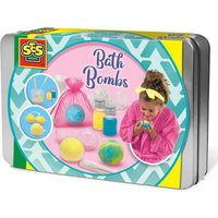 SES Creative Childrens Make Your Own Bath Bombs Set