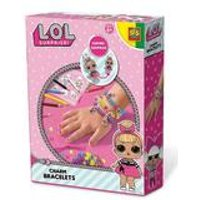 L.O.L Surprise Childrens Make Your Own Charm Bracelets Set