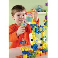 Learning Resources Gears Gears Gears! Robot Factory Building Set