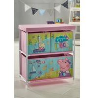 Peppa Pig 3-Drawer Storage