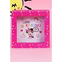 Disney Minnie Mouse I Love Rainbows Money Box.