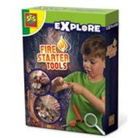 SES Creative Childrens Explore Fire Starter Tools.