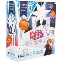 Frozen 2 Make Your Own Lantern