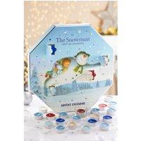 The Snowman Candle Advent Calendar